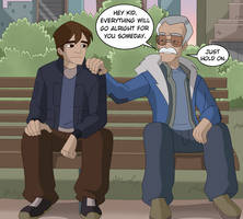 Stan and Peter