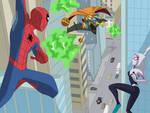 Spiders vs Hobgoblin
