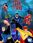 The Teen Titans tas