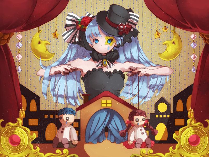 Miku Hatsune ~Senaka awase no nostalgia~ by arihato
