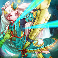 Monster Hunter by arihato