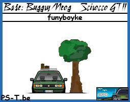 Vw scirocco by funyboyke