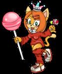 Queen of sweets [Art Trade]