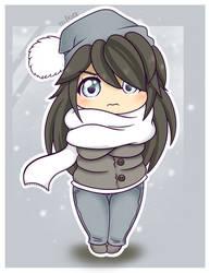 Dang snow by Milkate