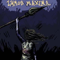 Lumos Maxima and Brooms Up