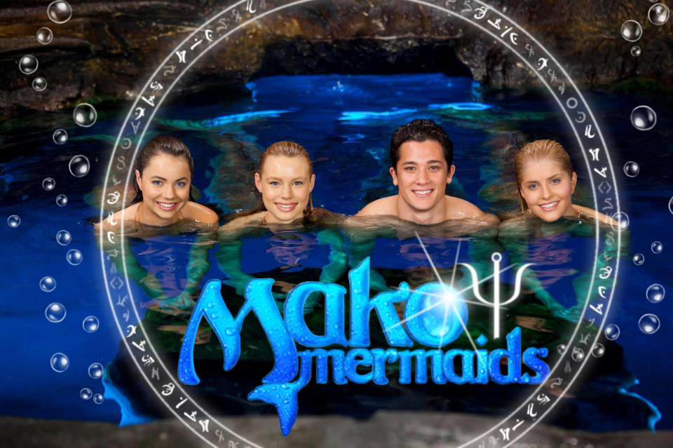 #StreamTeam, Mermaids, Adventure, Underwater, Sea, Ocean, Netflix, merman, Mako Mermaids, tv show, Mako island, review