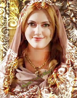 Meryem Uzerli - Hurrem Sultan by MeryemUzerli