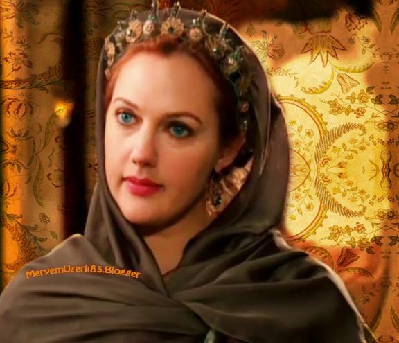 Meryem uzerli hurrem sultan by meryemuzerli