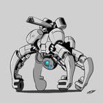 A robot a day 83
