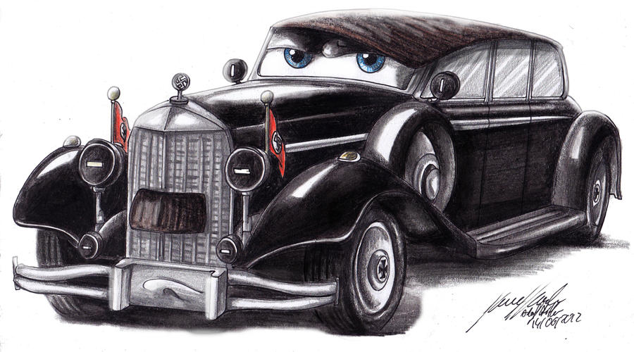 Disney Cars In History By Lowridergirl On Deviantart