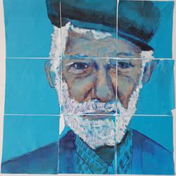 Old man by ladreamerx