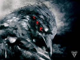 The watchful eyes of doom by Okda-Naos