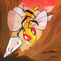 Beedrill by Foltzy