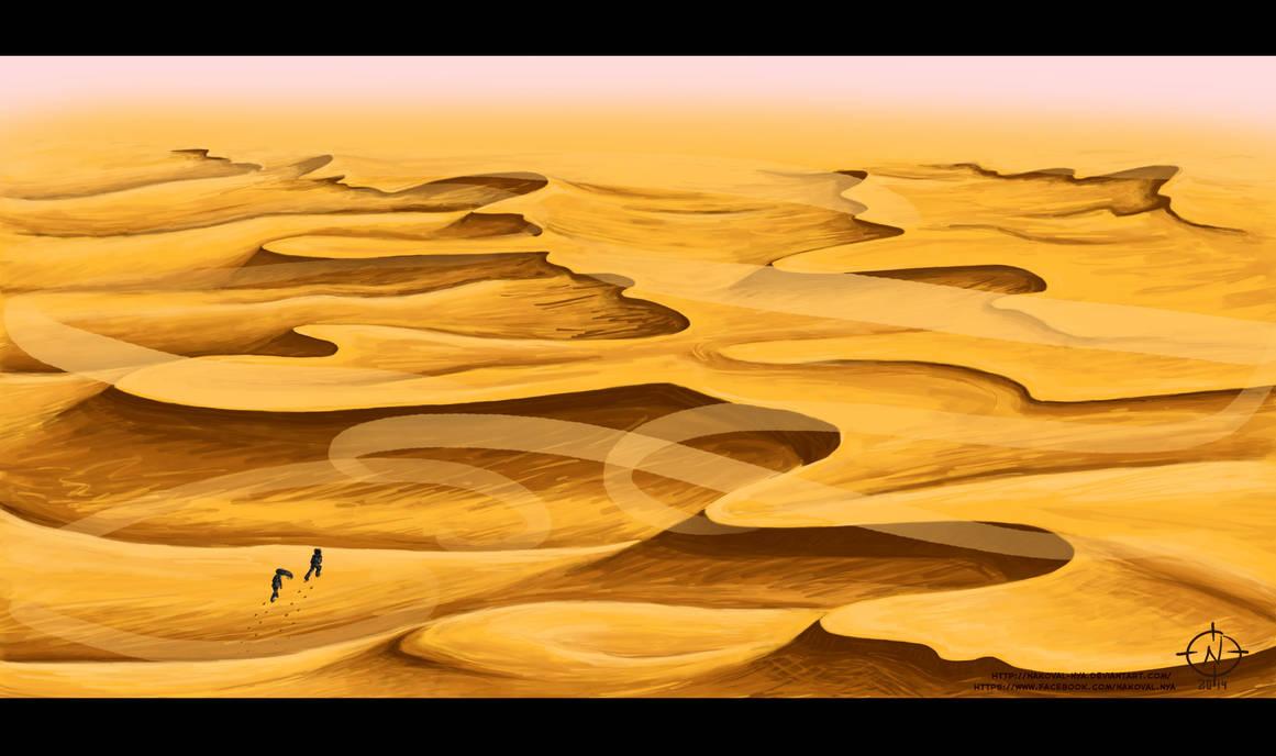 Dune by nakovalnya-artist