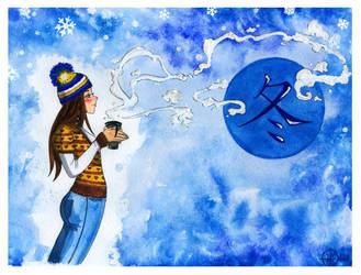 Winter | Fuyu by nakovalnya-artist