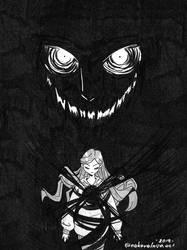 Inner Darkness by nakovalnya-artist