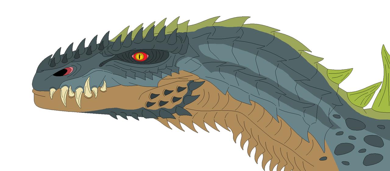Apocalypse Of Kaiju - Godzilla, GtS Style by EliteRaptor2015