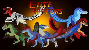 ELITE RAPTORS Official Poster