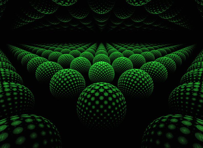Glowing Green by moonhigh