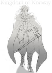 A Call to Arms (Norway APH hetalia)