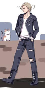 What the Feline...??!