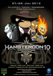 The League of Extraordinary Hamsters