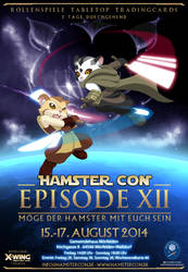 Episode XII - May the Hamster Be With You by Mehoaido