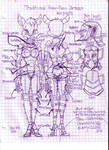 Hasin armour details by GeorgieGanarf