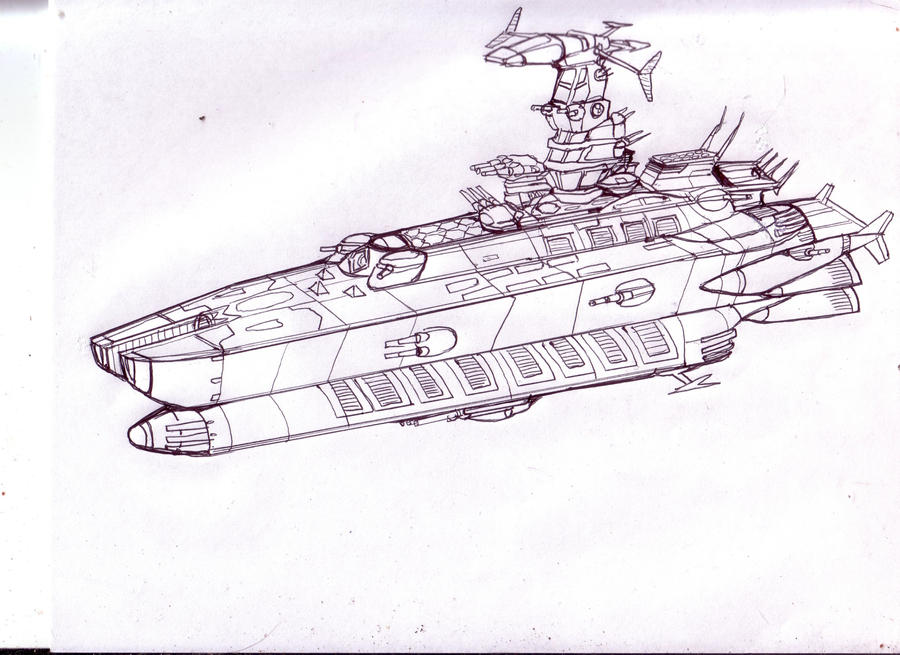 Final version Briscojr84 ship by GeorgieGanarf