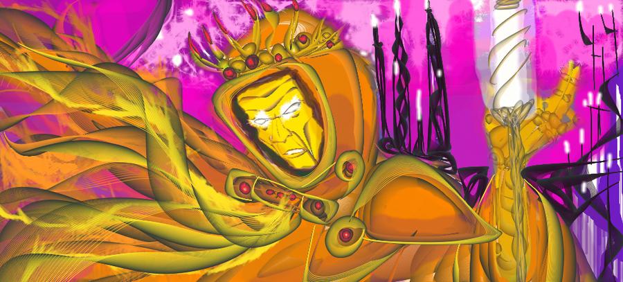 The King in Yellow by GeorgieGanarf