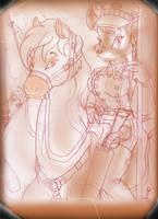 Haku Hasin Lancer by GeorgieGanarf