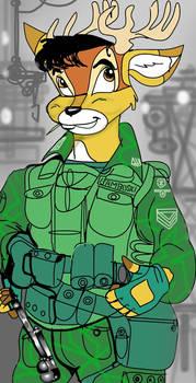 Sgt. Hector BAMBO Bamboski