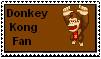 Donkey Kong Fan Stamp by lucarioownsbrawl