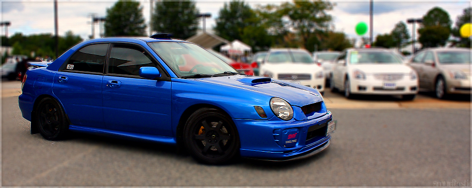 Smurf S Obsessive Bugeye Build Of Doom I Club