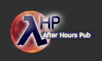 After Hours Pub logo by melodicnitemare