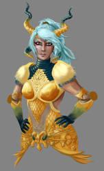 Monster Hunter Kulve Taroth armor