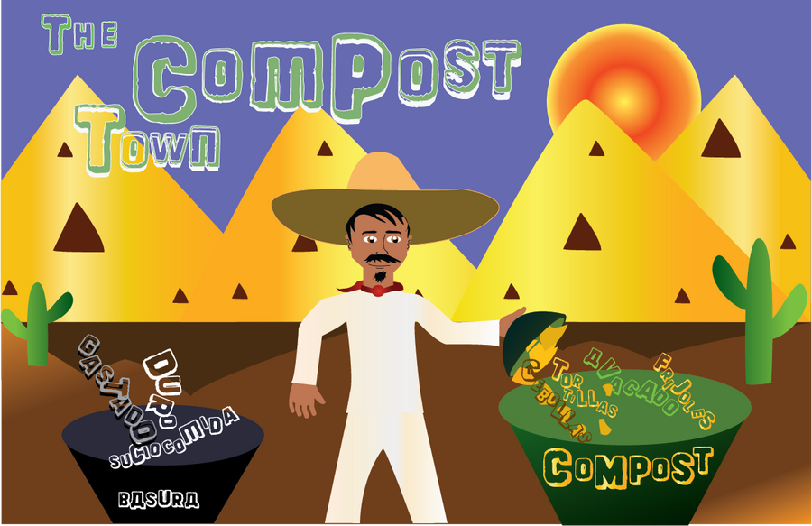 Compost Poster by JediBandicoot on DeviantArt