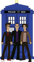 Doctor Who 9th, 10th, And 11th