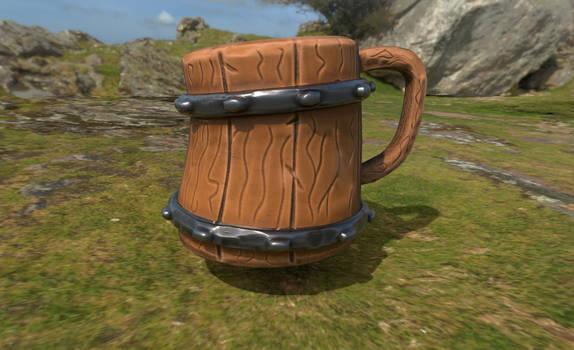 Stylized Mug
