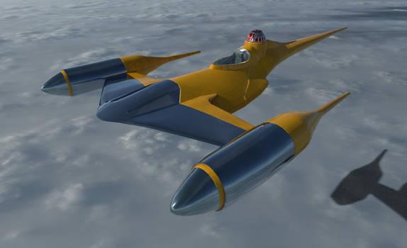 N-1 Starfigher Top