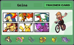 My Trainer card by KH-LoZ-er