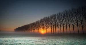 Passage to Infinity by Betuwefotograaf