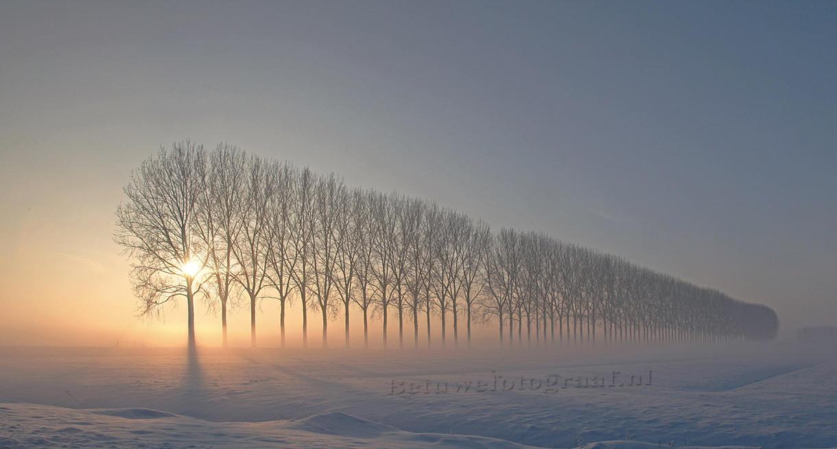 Dreamscape in Holland by Betuwefotograaf