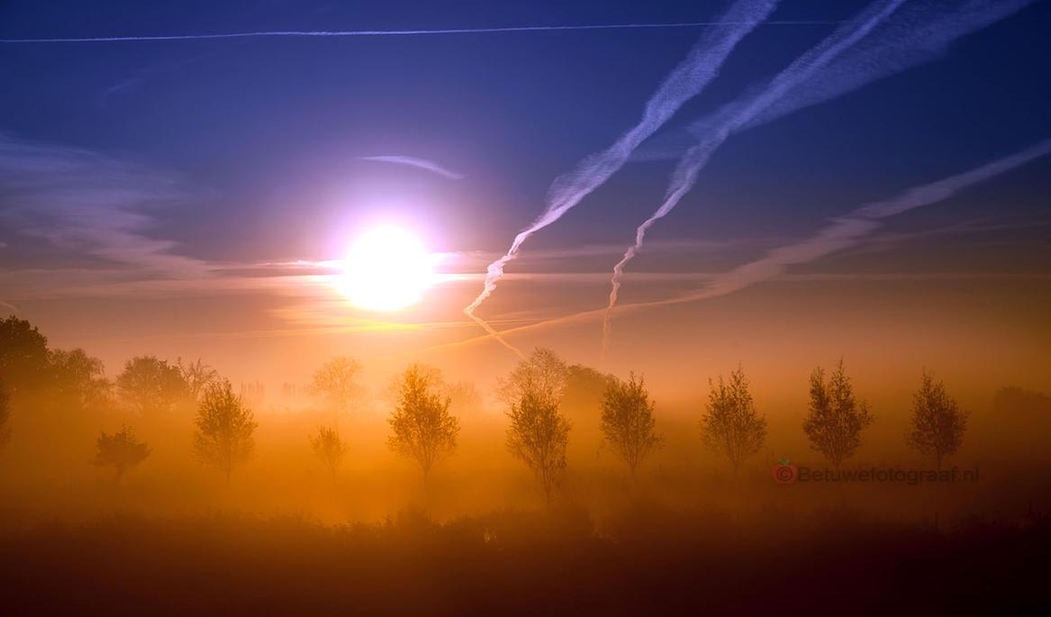 The Sheltering Sky by Betuwefotograaf
