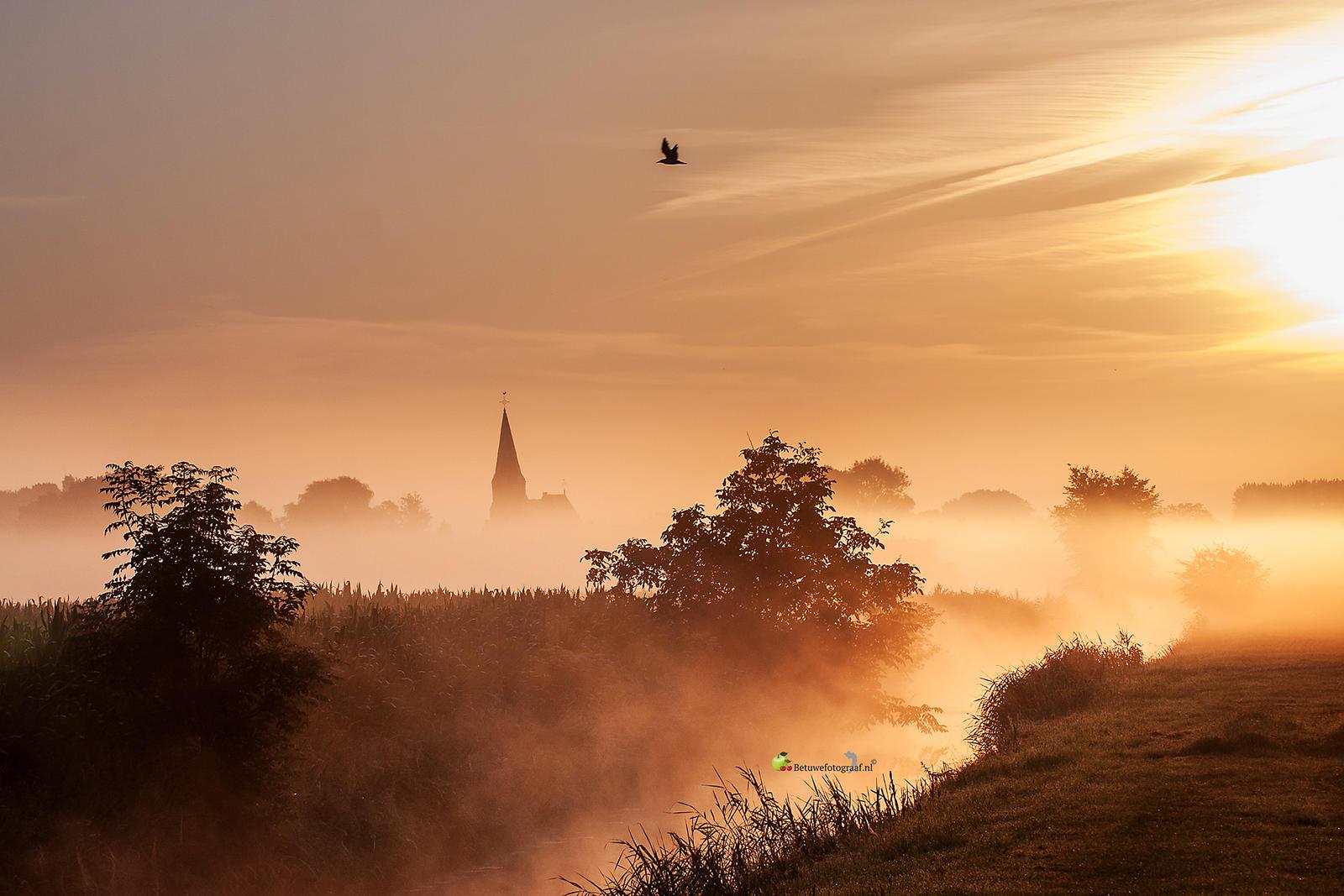 It's O so Quiet...... by Betuwefotograaf