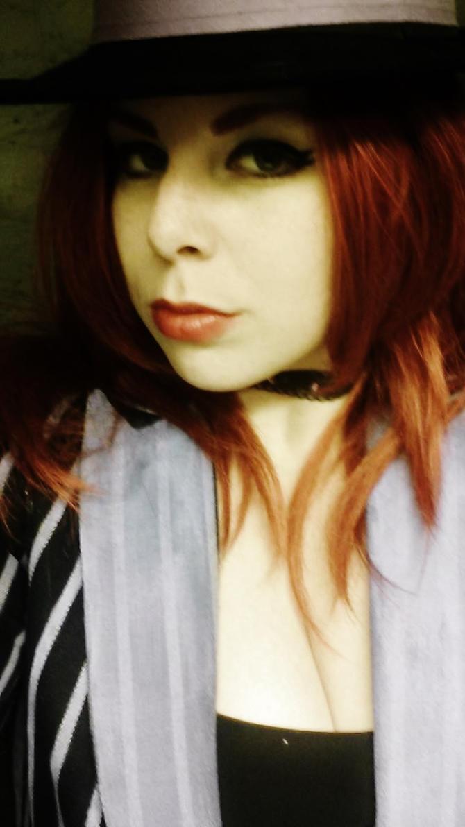 Miss Fortune   -   MaFia Skin by xCoComi