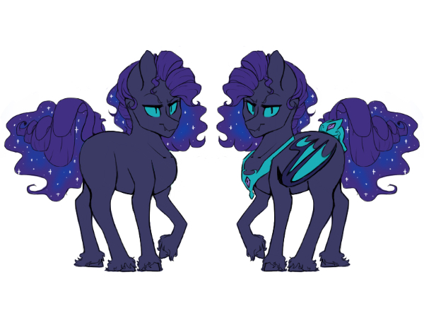 Next generation of rar X night M moon by Chargerwuvsstarbucks