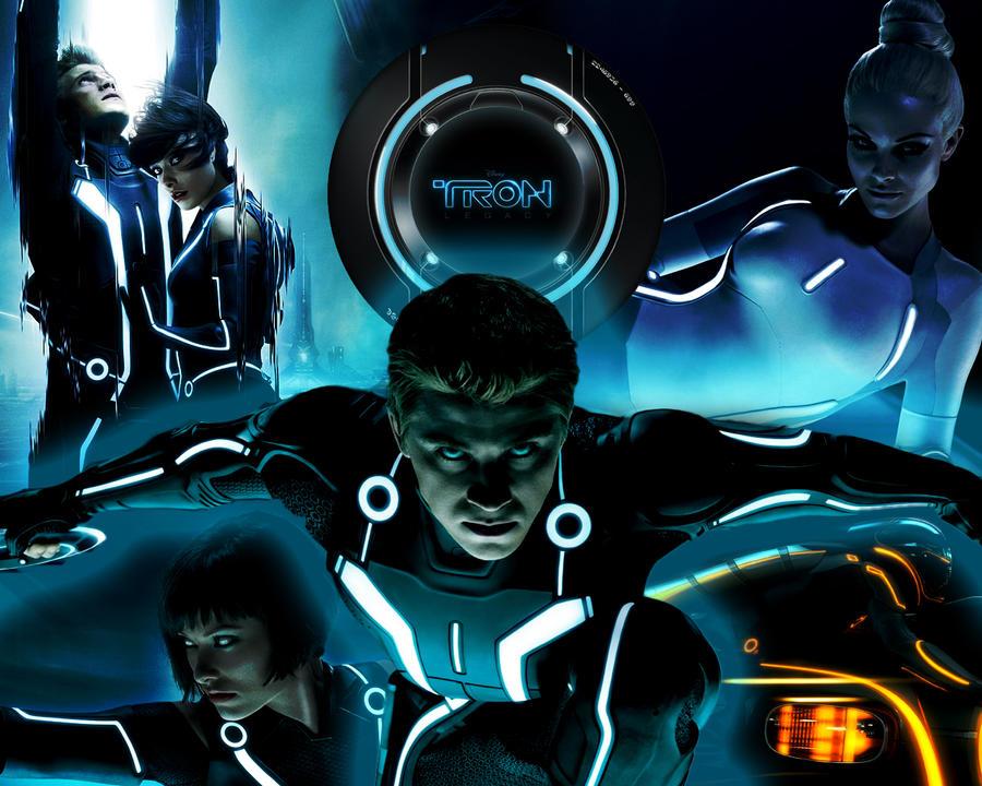 Tron: Legacy by Nighthunte