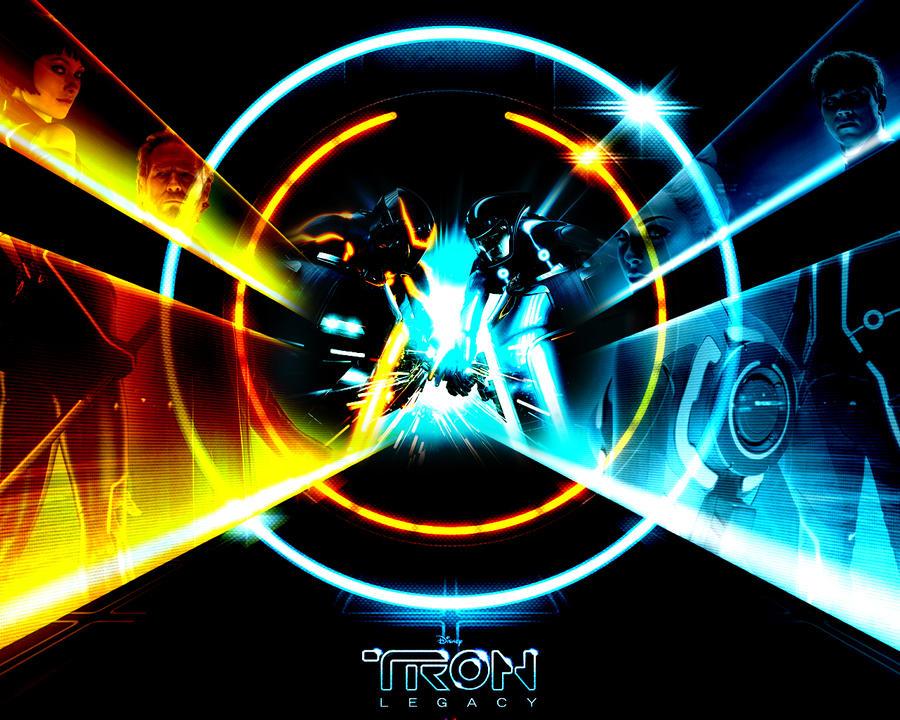 Tron: Legacy 3 by Nighthunte