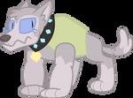 [Community OC/FTU] Dixie the Diamond Dog
